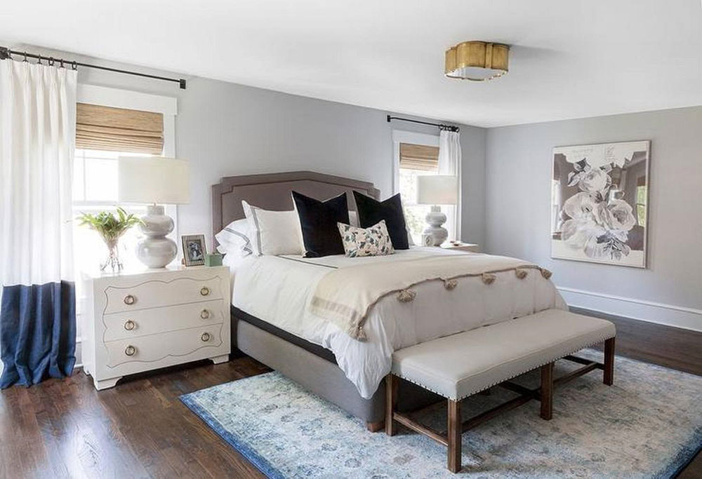 Bedroom lighting7-595d52f33df78c4eb6bcef71 How to make the most comfortable bedroom possible