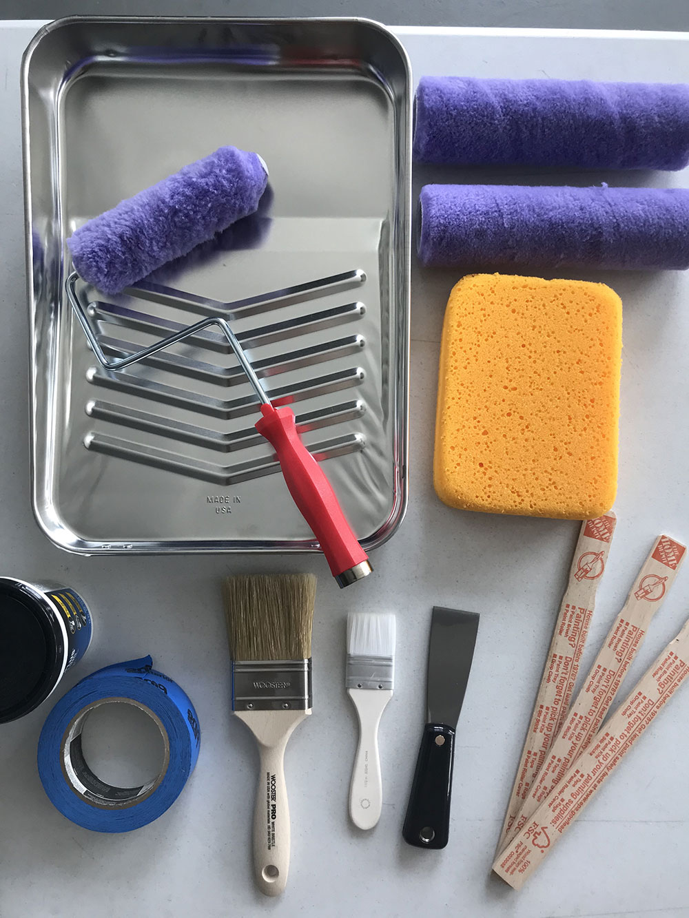 Tools-1 How to paint kitchen cabinets without sanding