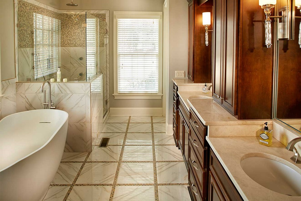 wb2 ideas and tips for walk-in showers (cost, size and more)
