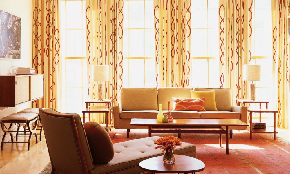 1GreenwichVillagePenthouse-1-1000x600 ideas for living room curtains to improve your room decoration