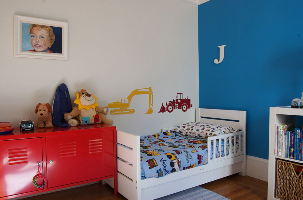 Four walls and a roof by Lucy McLintic Ideas for toddlers' rooms to give your child the best possible space