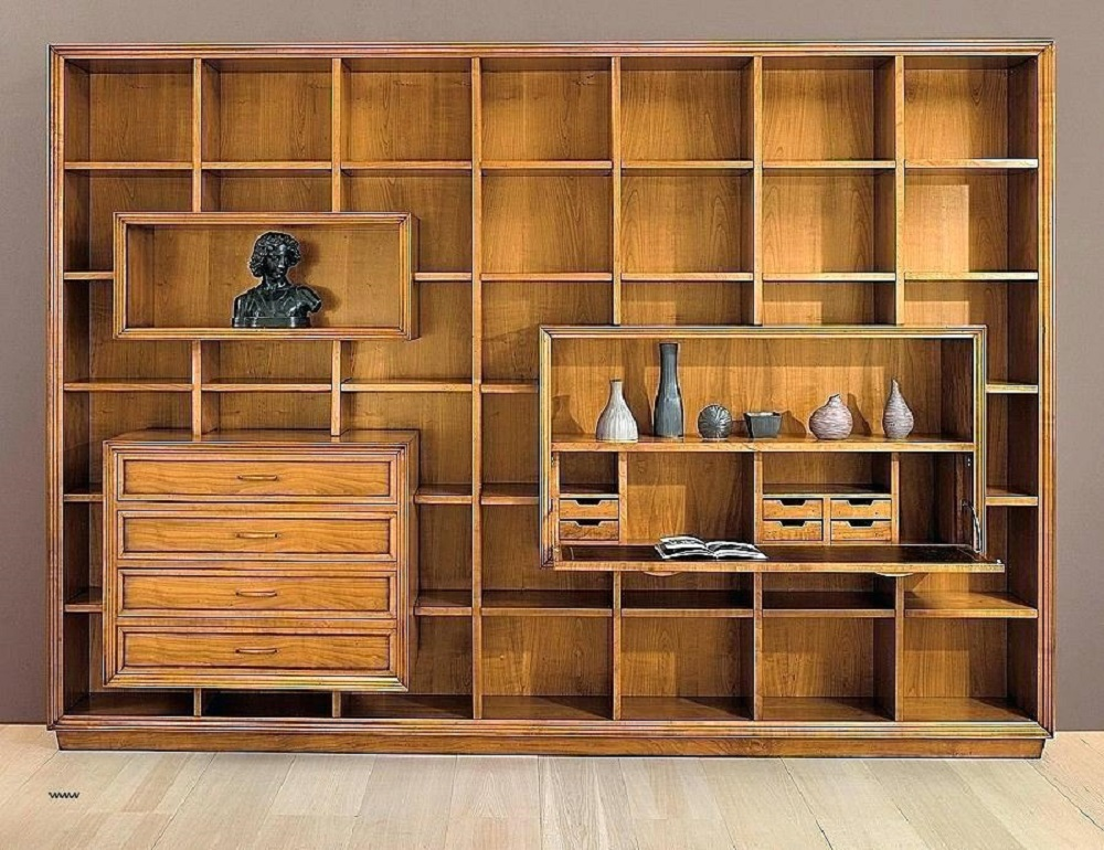ms9 Modular shelving systems and how you can decorate them
