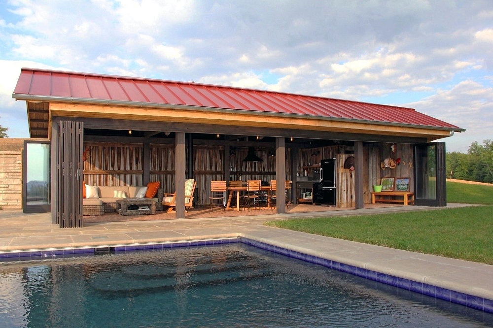 ph15 ideas and designs for pool houses so that your decorative juices flow