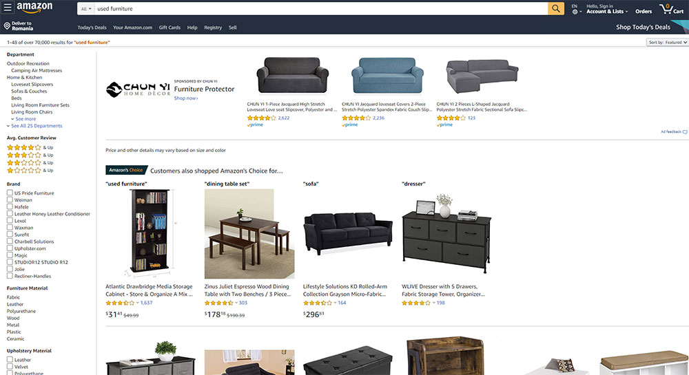 Screenshot_3 The best used furniture stores where you can buy used furniture