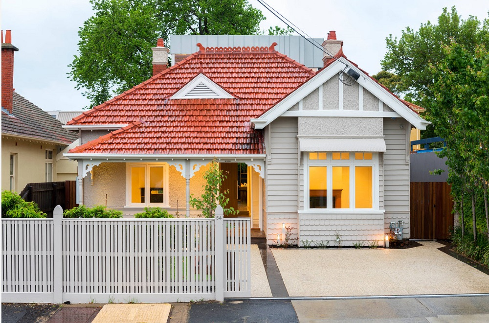 bu15 The house in bungalow style and its special properties