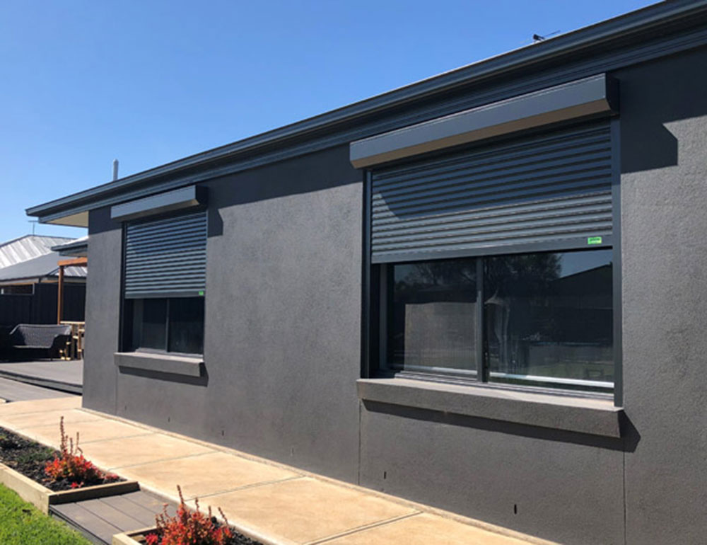 Security roller shutters-1 The features and advantages of roller shutters - Ultimate Guide