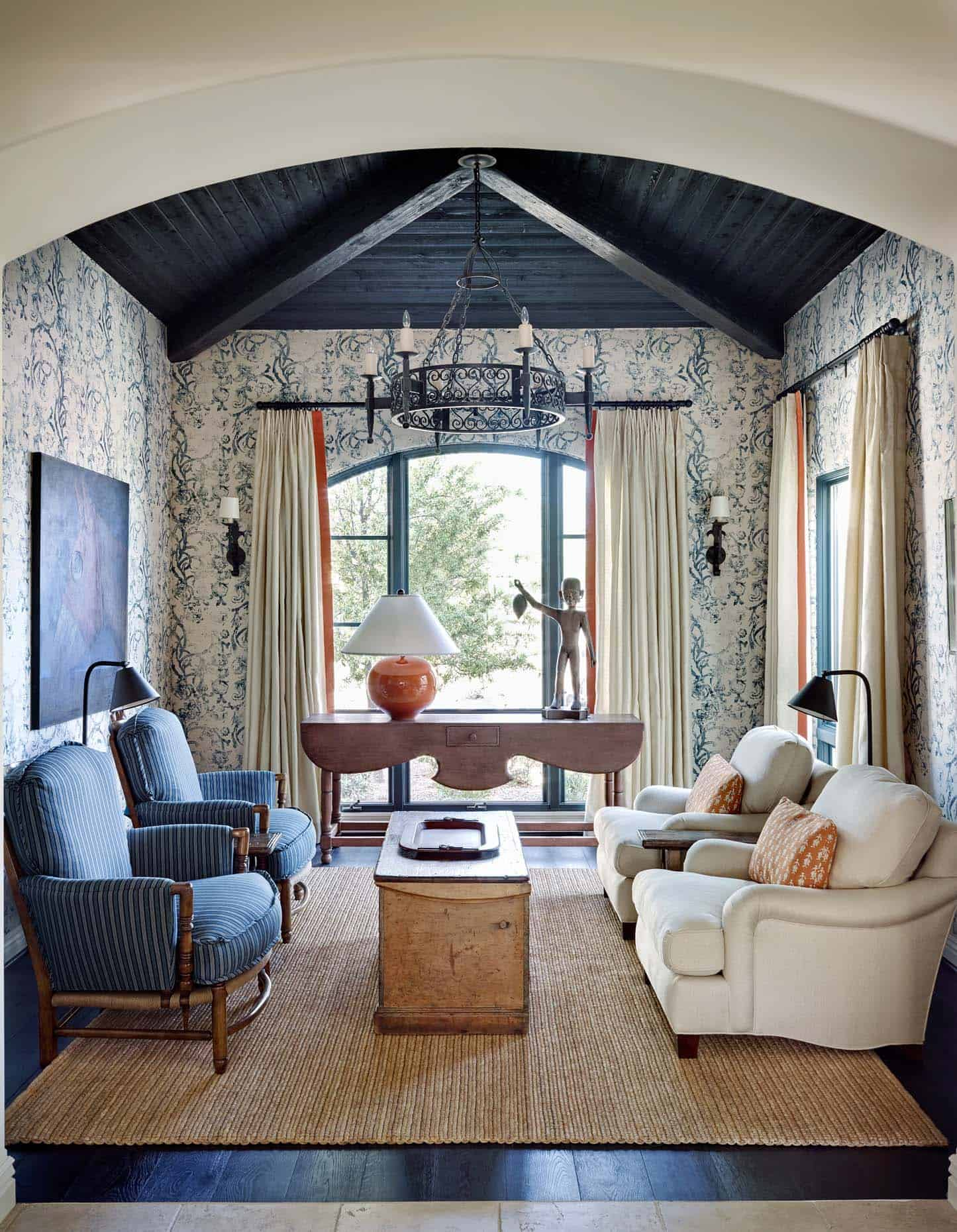 med living room wallpaper tips and ideas for your walls
