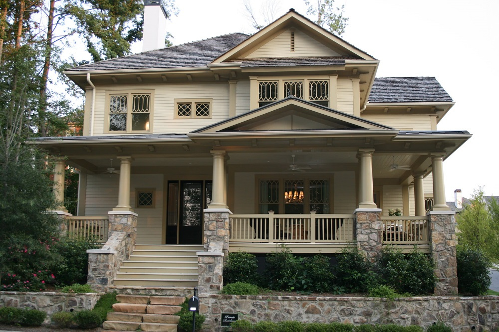 t7-25 What are Victorian houses and what defines their architecture?