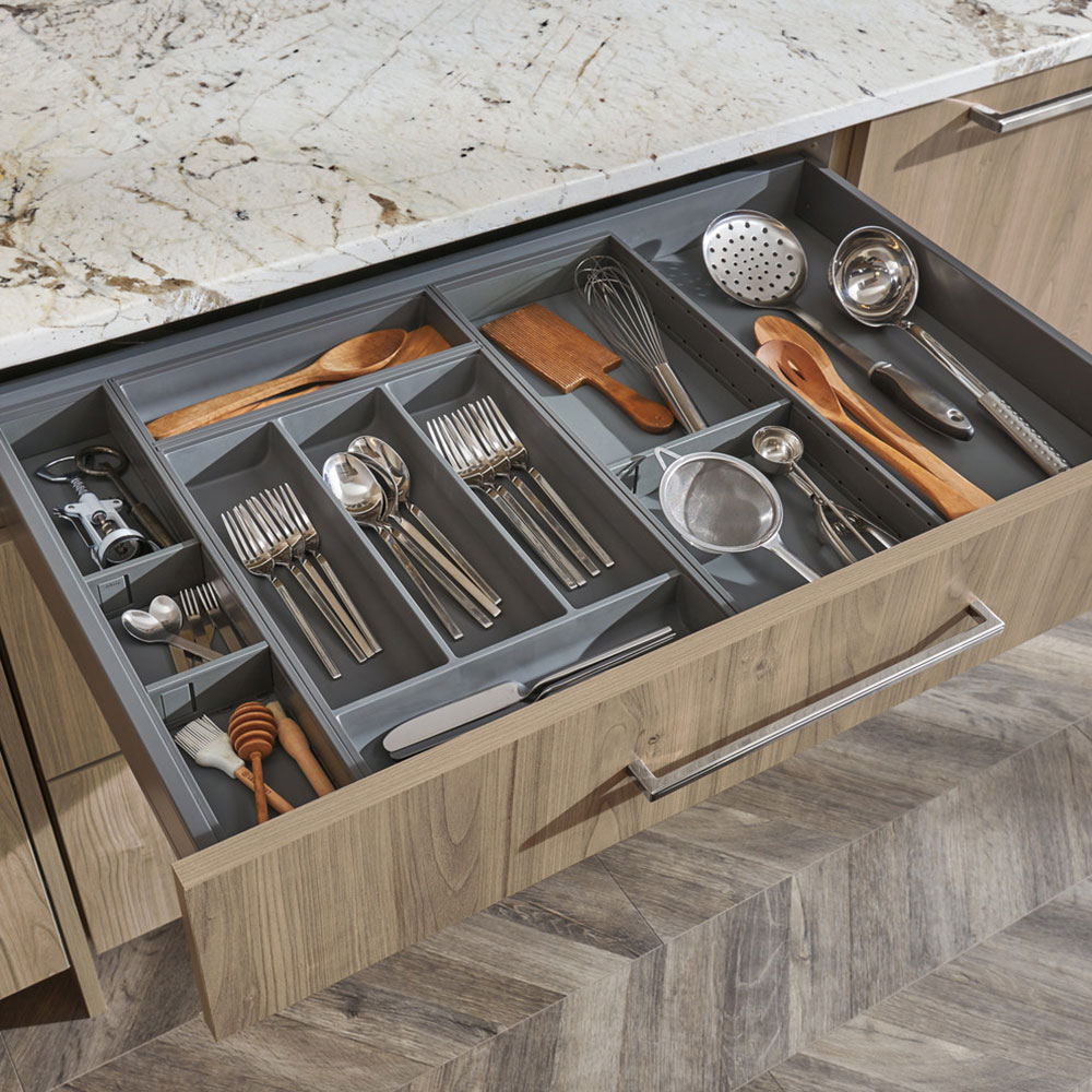 Omega-Cabinetry-Kitchen-Drawer-Organization-by-MasterBrand-Cabinets-Inc What is the best kitchen utensil holder out there?