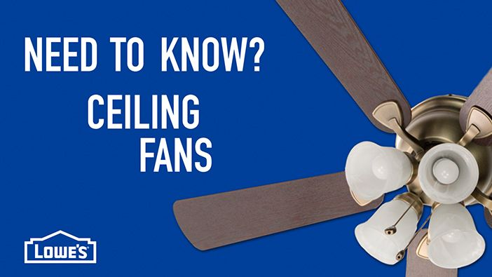 Ceiling Fan Buying Gui