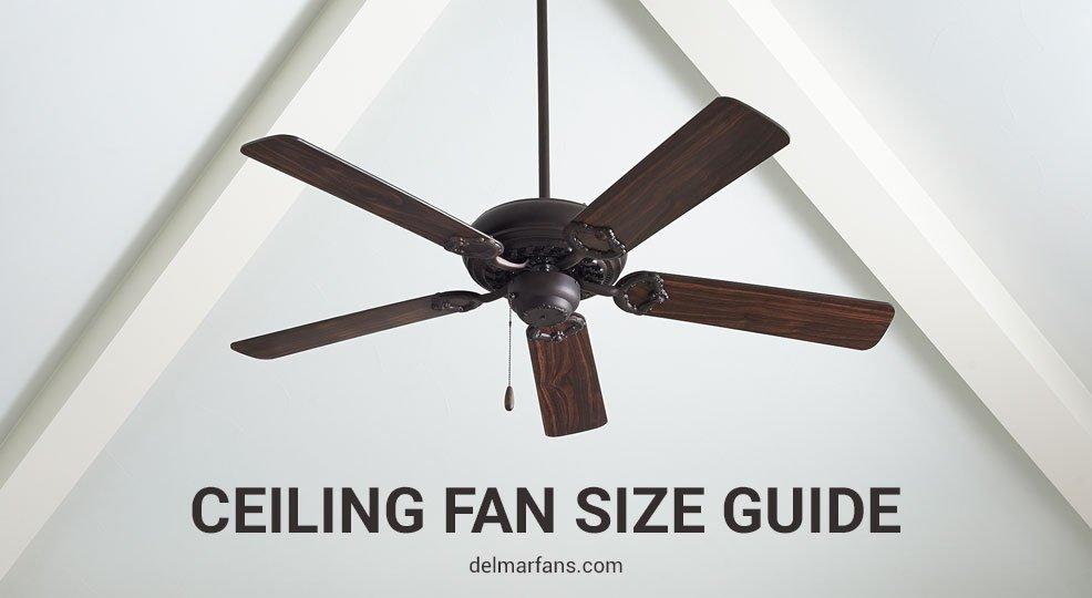 A big fan of big fans? How to choose a ceiling fan