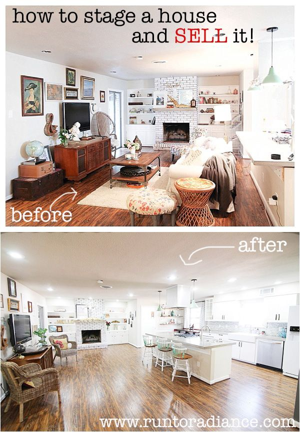 A DIY guide to staging your home for sale