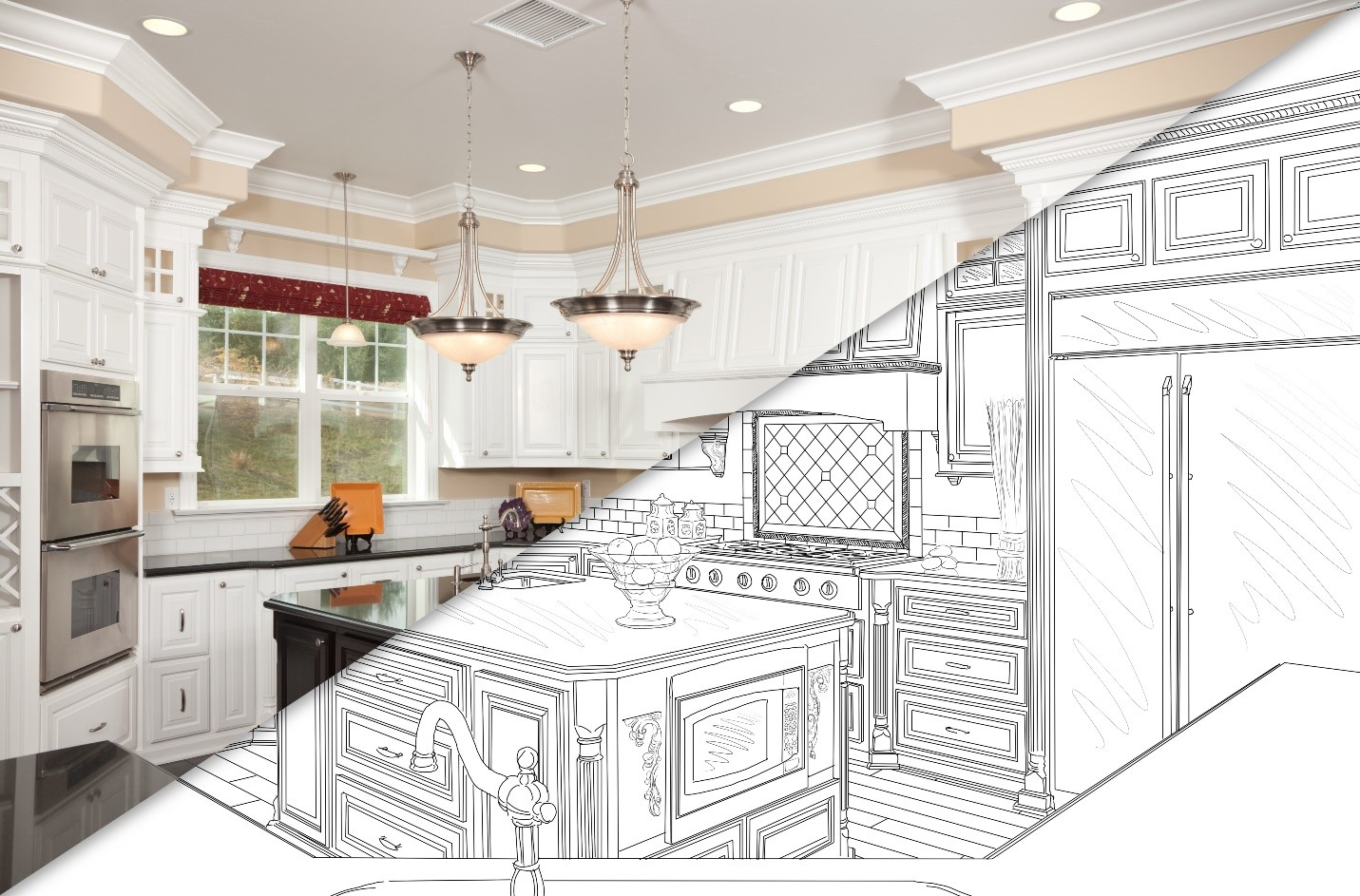 Redesign a guide to your kitchen