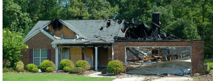 A step-by-step guide on how to restore   your home after a fire