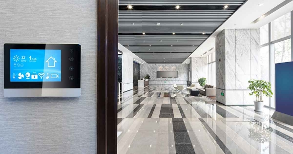 Optimizing Energy Efficiency in Airport Terminals With Intelligent .