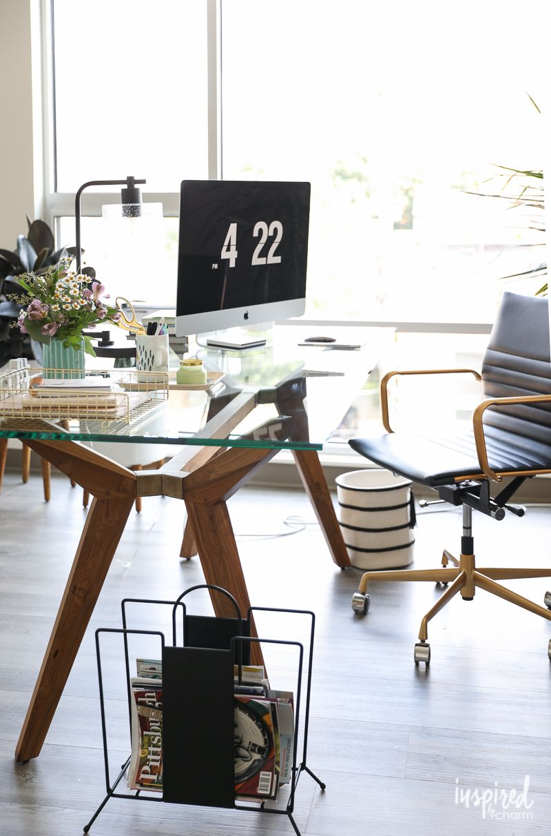 Give your home office style