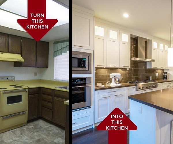 Affordable renovations for your new home