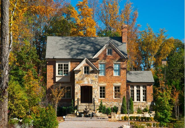 Brick Homes 101 - Why This Exterior Has Remained a Favorite for .