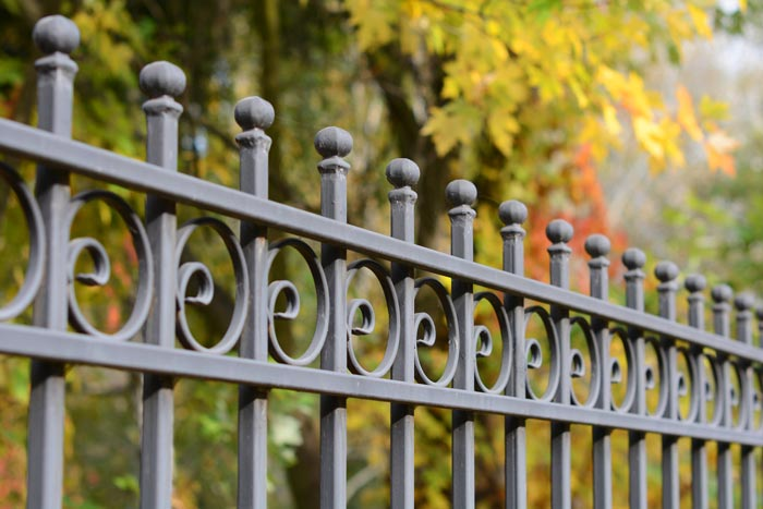 4 FAQs About Wrought Iron Fenc