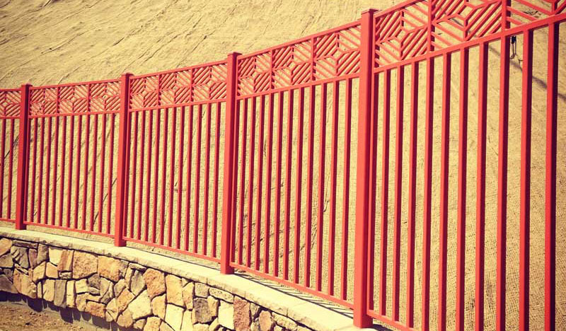 Wrought Iron Fences | Wrought Iron Fence Installation Los Angel