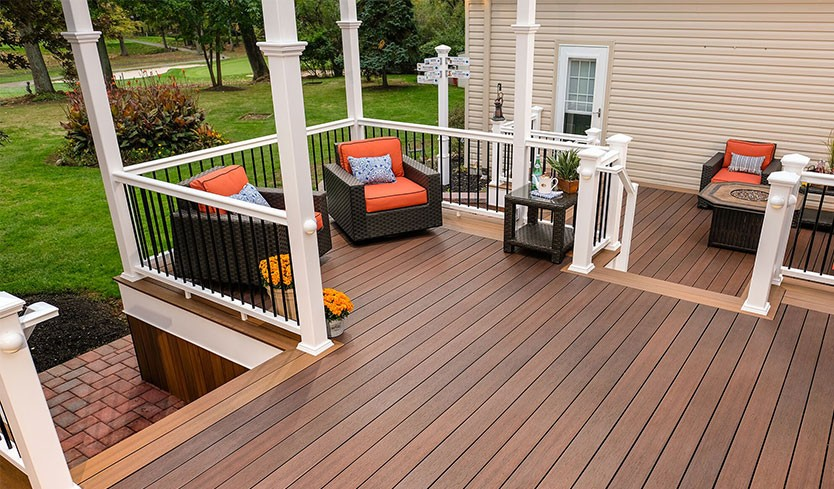 Best Decking Material: Wood, Vinyl, or Composite | Deck Material .