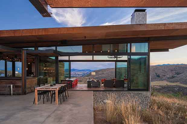 5 of the Most Amazing Homes in the Pacific Northwest | Seattle .