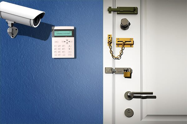 How To Protect Your Apartment From Burglaries | GEICO Livi