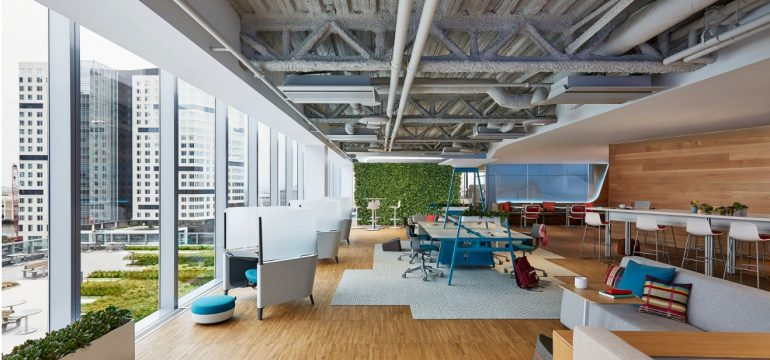 Architectural Innovations – The Future of   Open Office Spaces