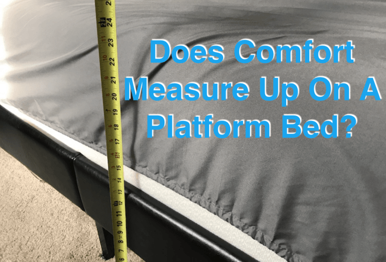 Are Platform Beds Comfortable? | BedPerfe