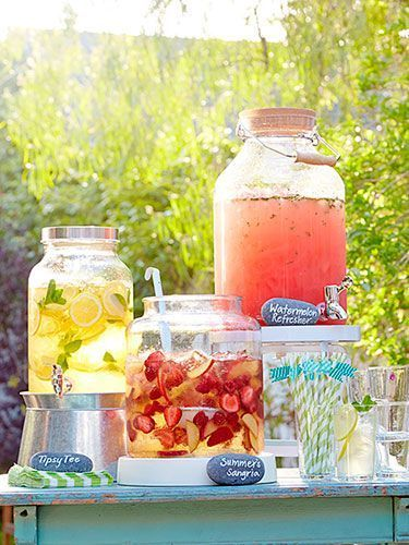The 14 All-Time Best Backyard Party Ideas | Bbq party, Summer .