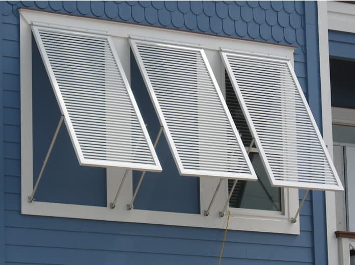 What Are Bahama Shutters? Pros, Cons, Cost and Mo