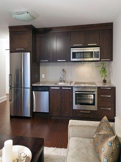basement kitchen ideas | Basement Kitchen, Contemporary Basement .