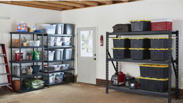 9 Basement Storage and Organization Ide