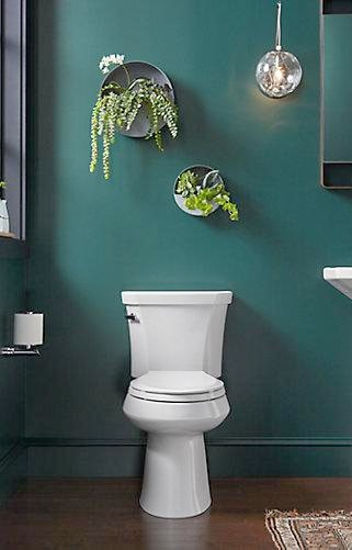 Consider a comfort height toilet when remodeling your bathro