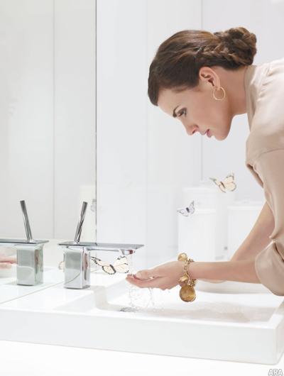 Luxury bathroom upgrades that are worth the investment .