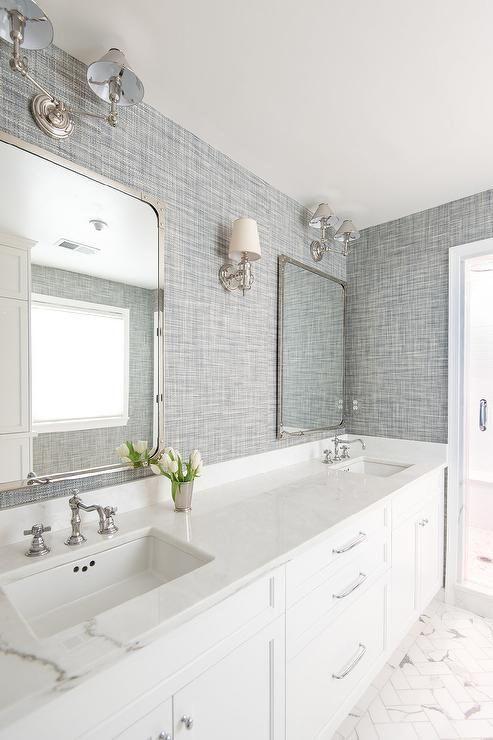 Bathroom Interior Ideas23 Inspiring Bathroom Wallpaper Ideas .