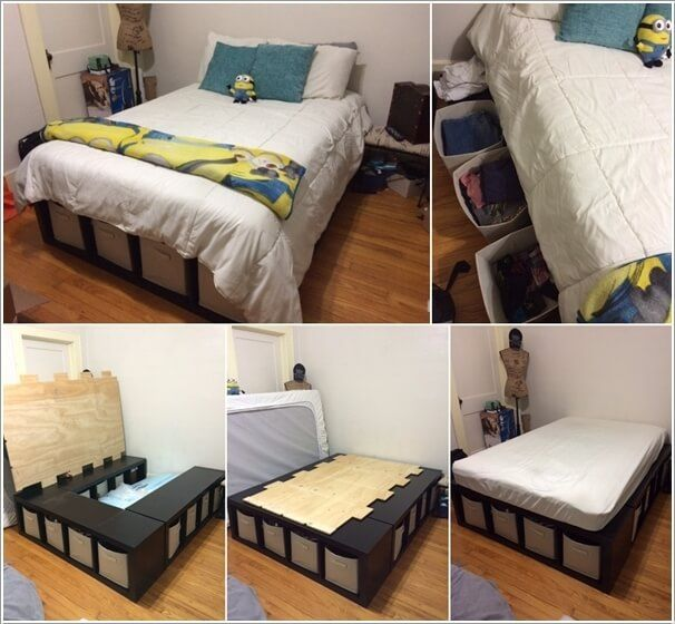 If you live in an apartment with small bedrooms then keeping them .