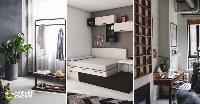 19 Space-Saving DIY Bedroom Storage Ideas You Will Lo