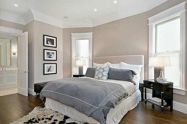 17 Exceptional Bedroom Designs With Beige Walls | Home bedroom .