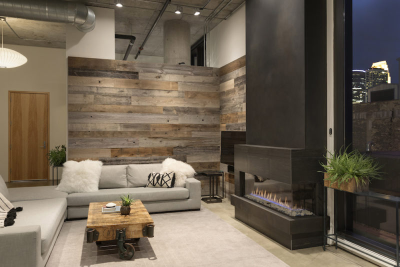 Reclaimed Wood Wall Panels: What They Add to the Home | Manomin .