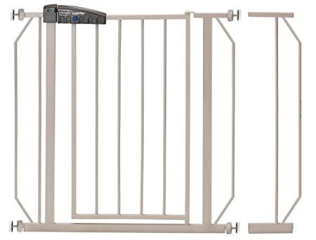 Amazon.com : Evenflo SimpleStep Pressure Gate Taupe (Discontinued .