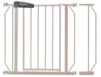 Amazon.com : Evenflo SimpleStep Pressure Gate Taupe (Discontinued .