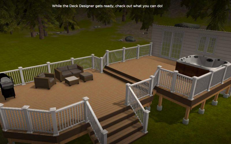 50 Modern Backyard Deck Ideas (Photo