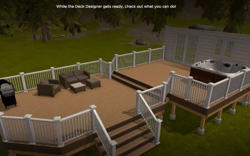 The best deck design software that lets   you create cool decks