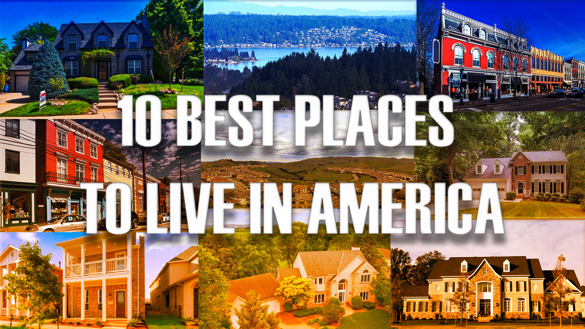 Best places to buy real estate in the   United States