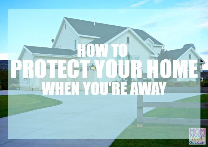 Smart Home Security Tips To Protect Your Home While You're Away .