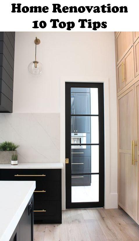 Home Renovation Tips and Techniques | Interior design kitchen .