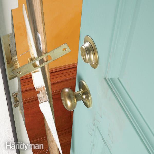 How to Reinforce Doors: Entry Door and Lock Reinforcements .