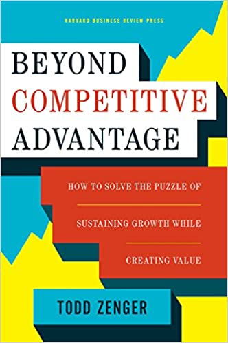 Amazon.com: Beyond Competitive Advantage: How to Solve the Puzzle .
