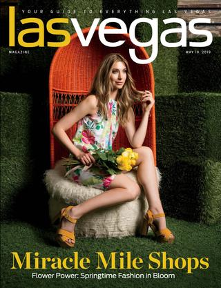 2019-05-19 - Las Vegas Magazine by Greenspun Media Group - iss